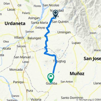 Unnamed Road, Natividad to Bargain Street 12, Guimba
