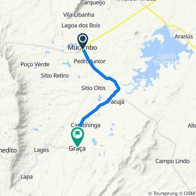 Easy ride in Graça
