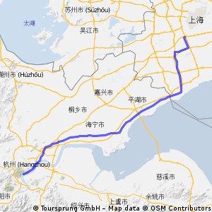 ShanghaiHangzhou