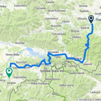 Tour de Korona Polski 2020 dzień 5