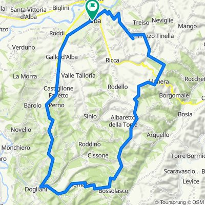 Giro di San Rocco Seno d'Elvio