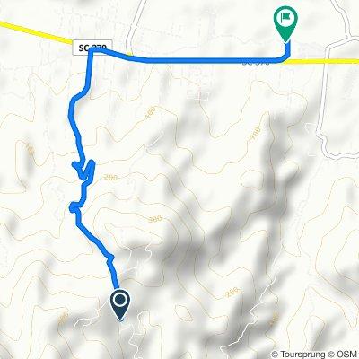 De Unnamed Road a Estrada Tiradentes Termas 566