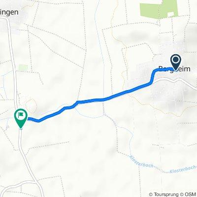 Kirchberg 9, Mödingen nach DLG4, Mödingen