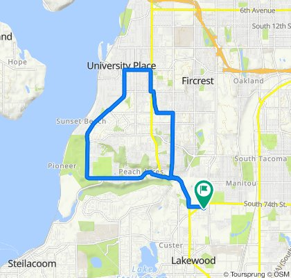 7559 Cody St W, Lakewood to 7559 Cody St W, Lakewood