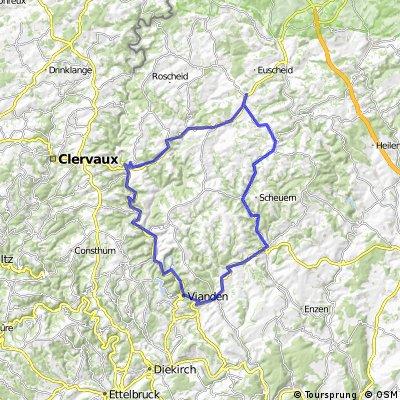 Sinspelt-Krautscheid-Dasburg-Vianden-Sinspelt