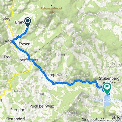 Baierdorf-Dorf 5, Baierdorf bei Anger nach Buchberg 100, Stubenberg