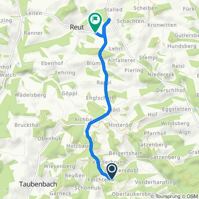 Moderate route in Reut