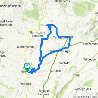 Yunquera La muela 44km