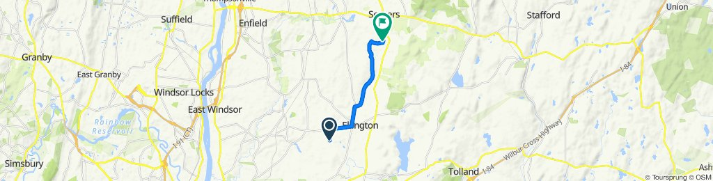 101–107 Abbott Rd, Ellington to 25 Piper Ln, Somers