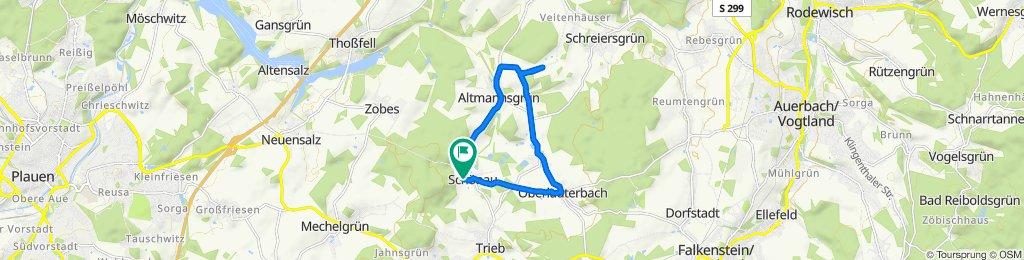 thursday route