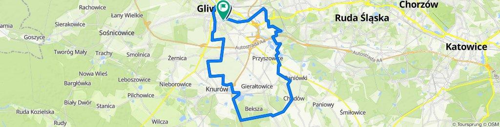 Gliwice Arena Widowiskowo-Sportowa do Pszczyńska 106, Gliwice