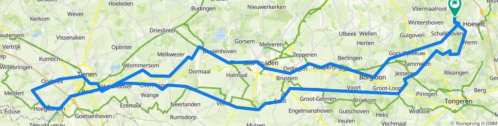 2020-18 Hoegaarden 105 km