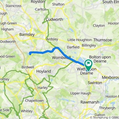 1 Strathmore Grove, Rotherham to 4 Strathmore Grove, Rotherham