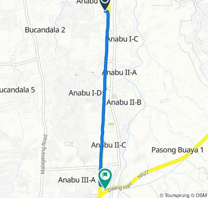 Emilio Aguinaldo Highway 59, Imus to Emilio Aguinaldo Highway 438, Imus