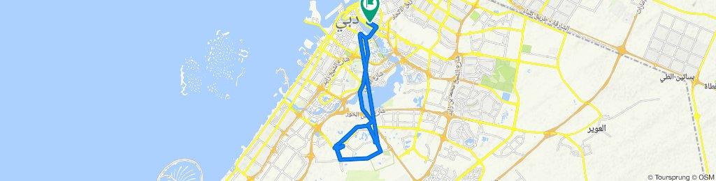 40b Street 40, Dubai to 15 Street 16, Dubai