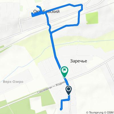 От улица Владимирская до H9599, Плиса