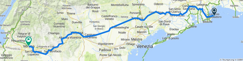 GRAVEL Lignano-Vicenza-Verona
