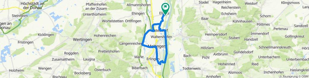 Hausrunde Ellgau- Herbertshofen-Ellgau