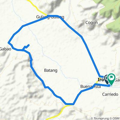 Bacolod-Gabao-Batang-Bacolod