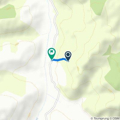 Moderate route in Blaj