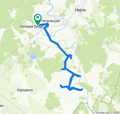 Restful route in Петровский