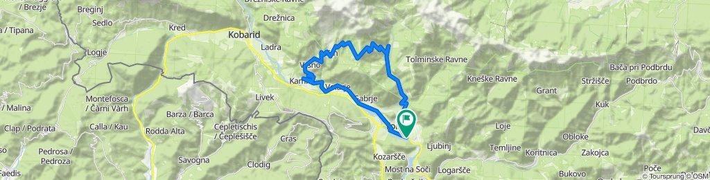 Alpe adria Trail Cup - MTB Soča