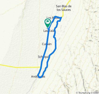 De Ruta Nacional 40 a Ruta Nacional 40
