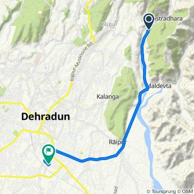 Marautha- Reniwala- Road to 15/1, Dehradun