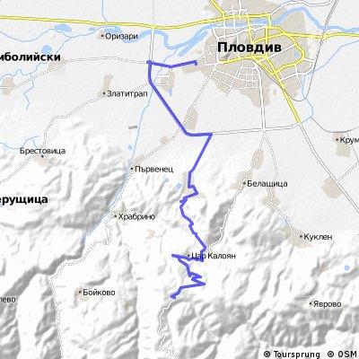 Plovdiv-Zdravetz