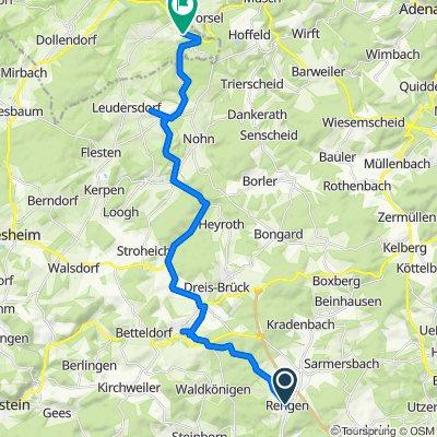 Daun Rengen - Dreis Brück   - Ahrdorf