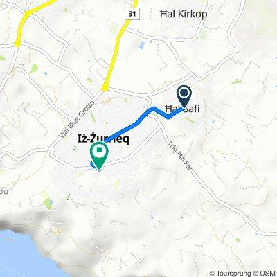 Triq Il-Menqa 4, Ħal Safi to Triq It-Torri 347, Iż-Żurrieq