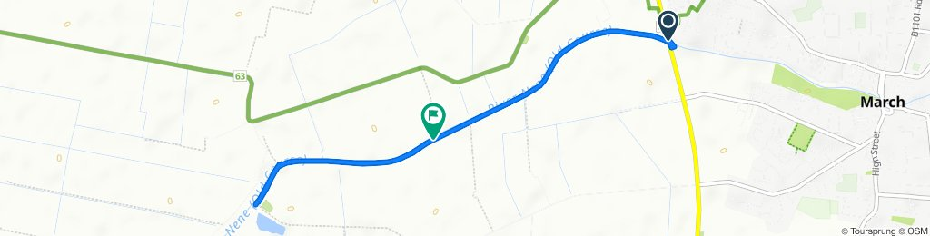 West End 149 to Unnamed Road