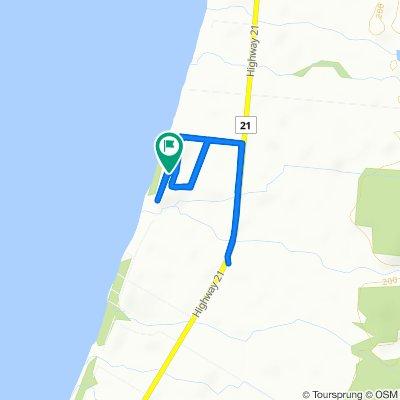 Sunview Avenue 71852, Dashwood to Sunview Avenue 71852, Dashwood