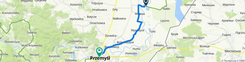 Unnamed Road do Przemyśl