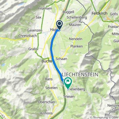 Bendern-Triesen