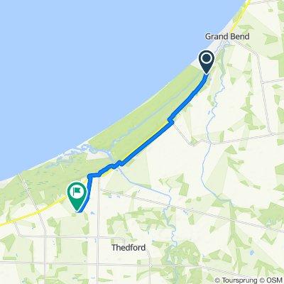 10363–10369 Lakeshore Rd, Lambton Shores to 7575–7615 Kennedy Line, Lambton Shores