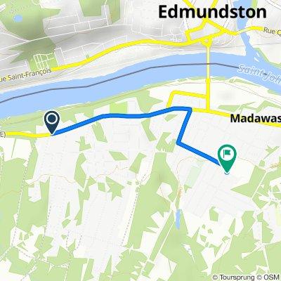 53 Main St, Madawaska to 100–116 Seventh Ave, Madawaska