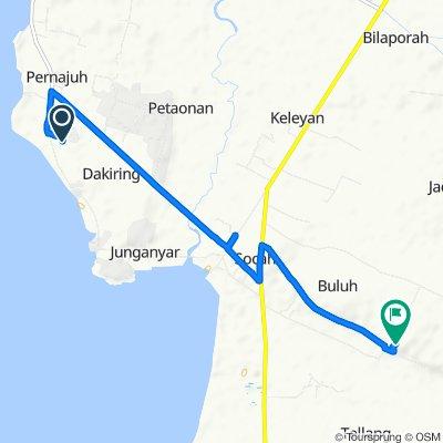 Buluh, Socah to Unnamed Road, Kamal