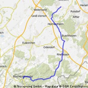 Kardorf - Bad Münstereifel