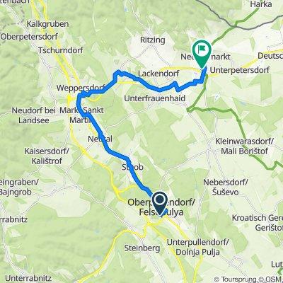 Draisine Burgenland