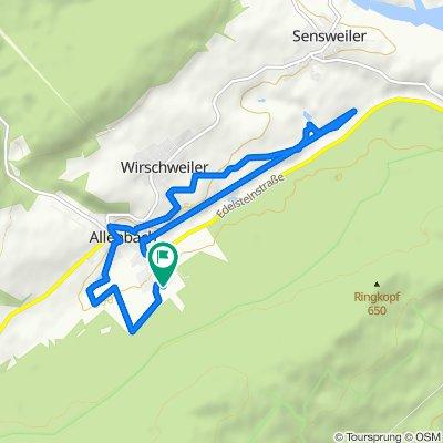 Birkenweg 15, Allenbach nach Kiefernweg 19, Allenbach