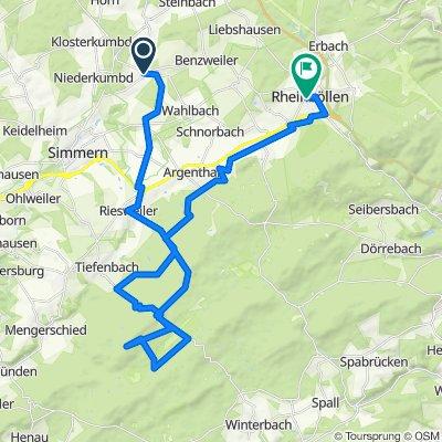 Blistering ride in Pleizenhausen