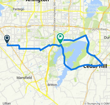 34 miles