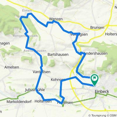 Einbeck, Brücken und Grenzen