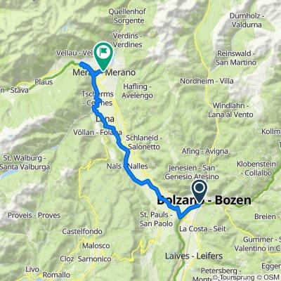 T4 - Bolzano-Merano