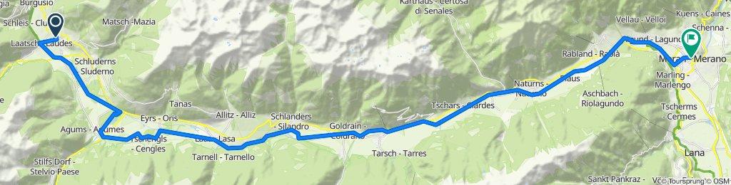 T5 - Malles-Merano