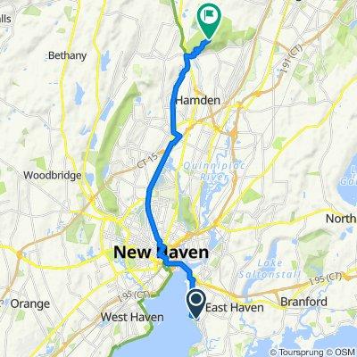 De 457 Townsend Ave, New Haven a 200 Mt Carmel Ave, Hamden