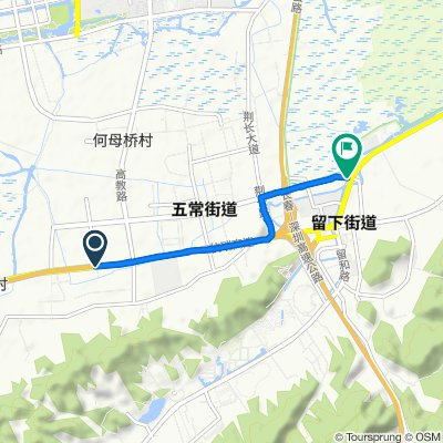G56 Hangrui Expressway, Hangzhou to Wuchang Avenue In City, Hangzhou