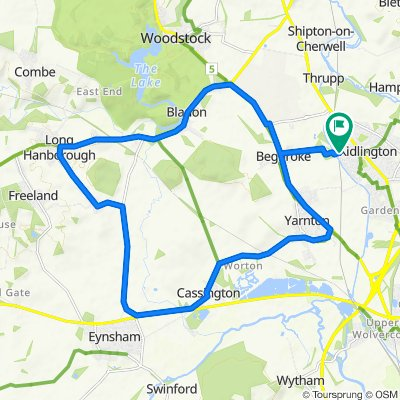 1–17 Partridge Place, Kidlington to 17 Partridge Place, Kidlington