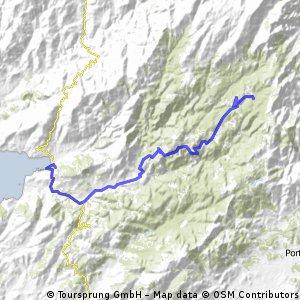 Korsika 2008 - den osmý